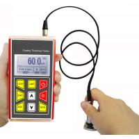 Buy cheap Copper Coating Thickness Tester , Coating Thickness Measuring Instrument from wholesalers