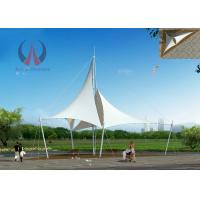 Wholesale Architectural Shade Sails Park Shade Structures With Membrane Sail UV Resistant from china suppliers