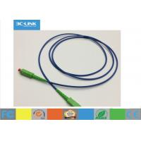 Wholesale FTTH Armoured Fiber Optic Patch Cord Fiber Optic Cable For Networking from china suppliers