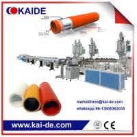 Wholesale PPR AL PPR plastic aluminum pipe production machine China supplier from china suppliers