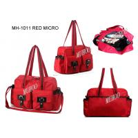 Wholesale Mummy travel bag in red micro MH-1011 from china suppliers
