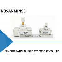 Wholesale NBSANMINSE RE Flow Capacity Control Valve G Thread 1/8 1/4 3/8 1/2 Pneumatic Air Standard Type Control Valve from china suppliers