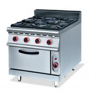 Wholesale 4 / 6 Combined Gas Range Electric Oven For Stir Fried Dish Steak Bread from china suppliers