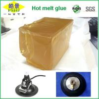 Wholesale Light Yellow Anti Yellowing Psa Hot Melt Adhesive Block For The Sucking Cup from china suppliers