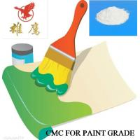Wholesale Ceramics, Construction, Paint grade Sodium CMC from china suppliers