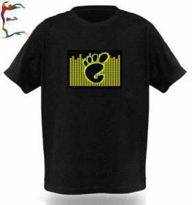 Buy cheap EQ Music T-shirt,DJ Flashing LED T-shirt,3D Flashing T-shirt from wholesalers