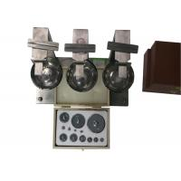 Wholesale 3 Working Station High Temperature Indentation Device With Circular And Rectangular Blade from china suppliers