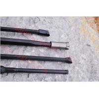 Wholesale H19 - H22 Tunnelling / Quarry Integral Tungsten Carbide Rod with 400 - 8000 mm Length from china suppliers