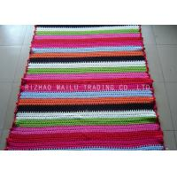 Wholesale Comfortable Handmade Crochet Blankets Cotton Crochet Reversible Baby Blanket from china suppliers