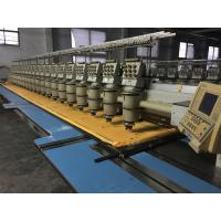 Quality Computer Controlled Embroidery Machine , Commercial Monogramming Machine for sale