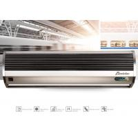 Wholesale Aluminum / ABS Cover Residential Air Curtain , Single Cooling Air Door Curtain from china suppliers