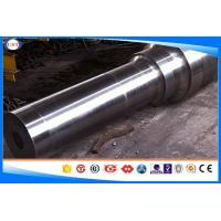 Quality 30 CrNiMo8 / 1.6580 Forged Steel Shaft Out Diameter 80-1200 Mm Hot Forged Technique for sale