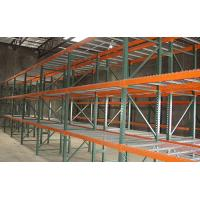 Buy cheap USA Q235B Steel Teardrop Pallet Rack for Warehouse from wholesalers