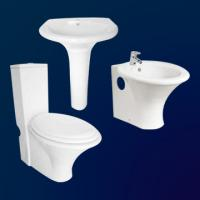 Wholesale china sanitary ware manufacturers washdown toilet one piece with slowdown seat cover bathroom ceramic from china suppliers