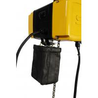 Quality Single Phase 1000KG Electric Chain Hoist Electric Chain Fall With Hook / Trolley for sale