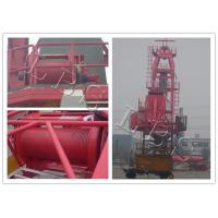 Quality Electric Power Device Mooring Winch With Lebus Groove Drum To Lifting Or for sale