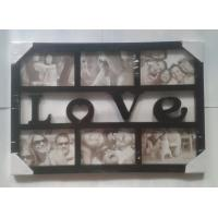 Wholesale Home decoration FAMILY HANGING PHOTO FRAME/ MODERN WALL HANGING PICTURE FRAME MOULDING from china suppliers