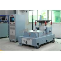 Quality Vertical And Horizontal Slip Table Vibration Test System with ISTA MIL-STD Standard for sale