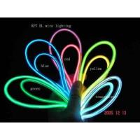 Wholesale brightness neon electroluminescent wire from china suppliers