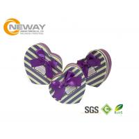 Wholesale Fashion Rectangle Embossing Printing Flower Paper Box With Lids from china suppliers
