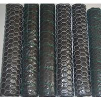 Wholesale 25MM PVC Coated Chicken Wire Mesh Fencing Hexagonal Garden Wire Netting from china suppliers