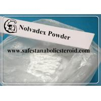 Wholesale Nolvadex Steroid Powder Anti Estrogen Steroids Tamoxifen Citrate CAS 54965-24-1 from china suppliers