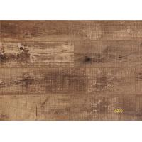 Wholesale Distressed Floating House Laminate Flooring , 12mm EIR Laminate Flooring from china suppliers