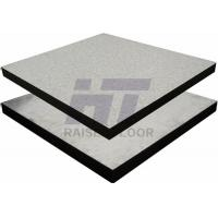 Wholesale Anti Static HPL Calcium Sulphate Raised Floor Galvanized Steel Fireproof from china suppliers