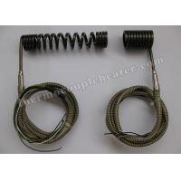 Wholesale Electric Coil Heaters , Moistureproof 4.2x2.2mm Hot Runner Heating Coil from china suppliers