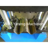 Wholesale Highway Guard Rail Roll Forming Machine Two Waves / Three Waves Roofing Sheet Machine from china suppliers