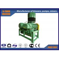 Wholesale Air Roots Rotary Lobe Blower , 100-150KPA air pneumatic conveying blower from china suppliers