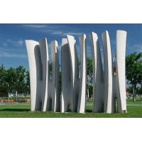 Wholesale Stone mordern city sculptures for park from china suppliers