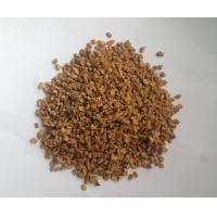 Wholesale Light cork granules with 6~8 grids(3~4mm) from china suppliers
