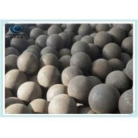 Wholesale Dia 1''-6'' Forged Steel Grinding Balls For Ball Mill from china suppliers
