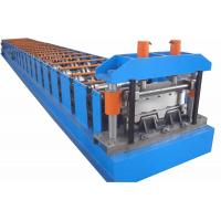 Wholesale 15-30KW Metal Deck Roll Forming Machine with Hydraulic Automatic Cutting Unit from china suppliers