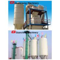 Wholesale Carbon Steel mobile cement silo CG22  for powder batching plant from china suppliers
