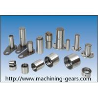 Wholesale Bulldozer Hardened Steel Dowel Pins Bushing Shaft Nickel Plated from china suppliers