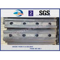 Wholesale Standard BS100A Railway Fish Plate For Rail Fastener / Rail Joint Bar from china suppliers