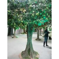 Quality outdoor park/resturant landsaping artificial banyan tree for sale