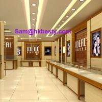 Buy cheap Shop Counter Design and interior furniture design, jewelry display counter manufacturer from wholesalers
