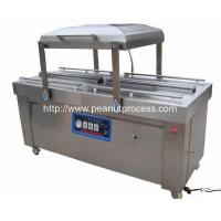 Wholesale Double Chamber Peanut Vacuum Packing Machine from china suppliers
