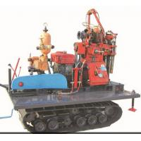 Quality Large Output Torque Crawler Drilling Rig Various Chassis Opening Clinostat for sale