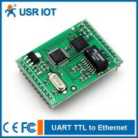 Buy cheap [USR-TCP232-D] DIP version TTL to RJ45 TCP/IP server ethernet module from wholesalers
