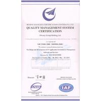 OS-easy Group Holding Ltd. Certifications