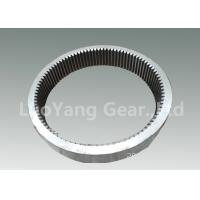 Wholesale Heavy Inner Mechanical Internal Spur Ring Gear Custom Bevel Gears from china suppliers