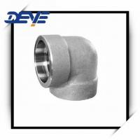 Buy cheap High Pressure CL3000 SW ELBOW NPT from wholesalers