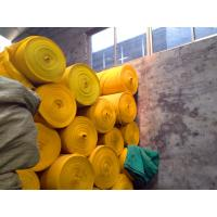 Wholesale Dust Protection Yellow Construction Safety Net HDPE , Debris Safety Netting from china suppliers