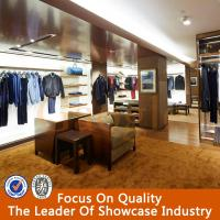 Wholesale hot sell fashion shop furniture garment display/garment store display from china suppliers