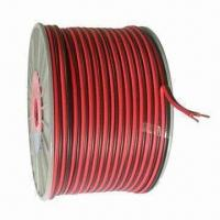 Wholesale Speaker Cable, Red and Black Colors are Available from china suppliers