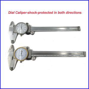 Quality Precision measurement tools/ Dial caliper definition/ Digimatic caliper/ 6 Dial caliper parts for sale